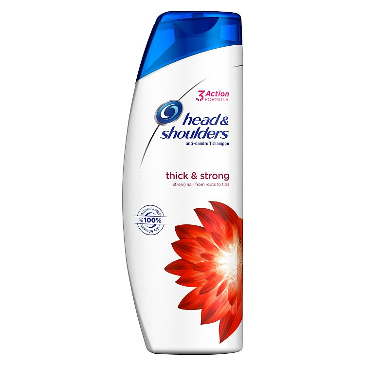 Head & Shoulders šampon Thick & Strong 400 ml