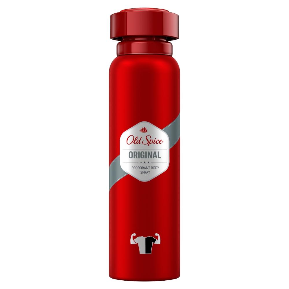 Old Spice Original deodorant ve spreji pro muže 125 ml
