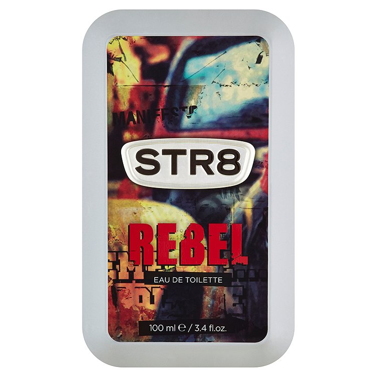 Fotografie STR8 Rebel toaletní voda 100 ml