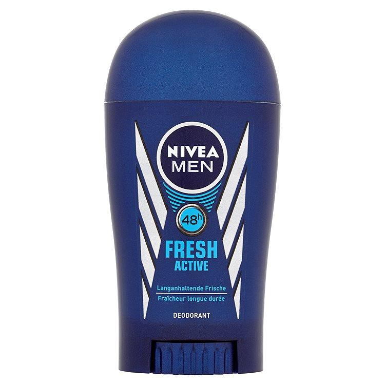 Nivea For Men Fresh active tuhý deodorant 40 ml