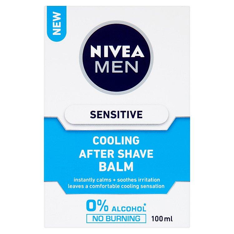 Nivea Men Sensitive Cooling balzám po holení 100 ml