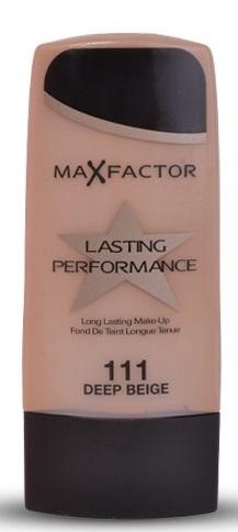 Max Factor Lasting dlouhotrvající make-up 111 Deep Beige