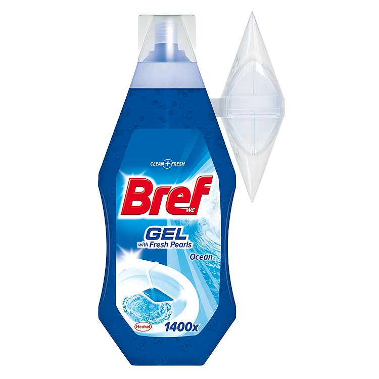 Fotografie BREF WC gel Fresh Ocean 360ml