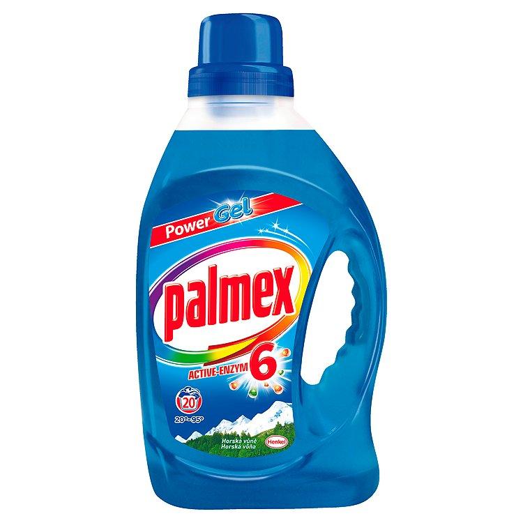 Fotografie Palmex Gel s horskou vůní, 20 praní 1,46 l