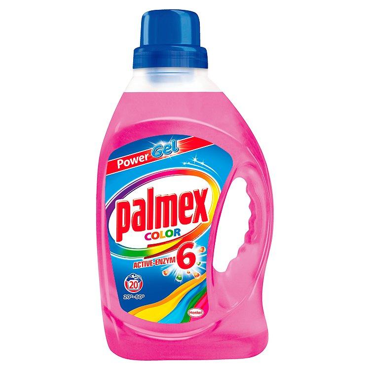 Fotografie Palmex Gel Color, 20 praní 1,46 l