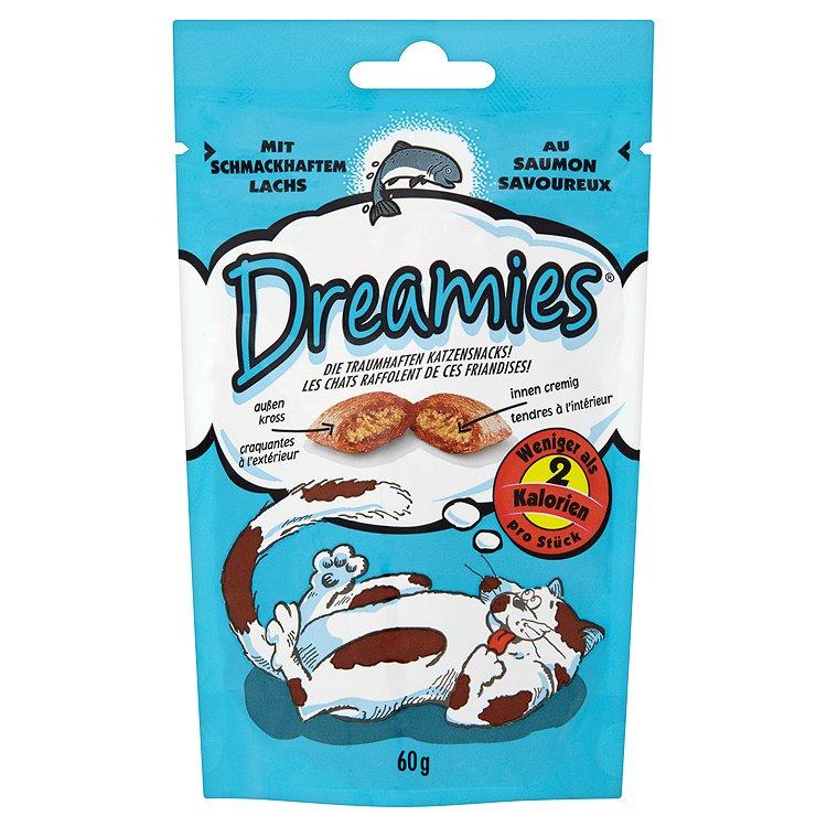 DREAMIES losos pro kocky 60g 60 g