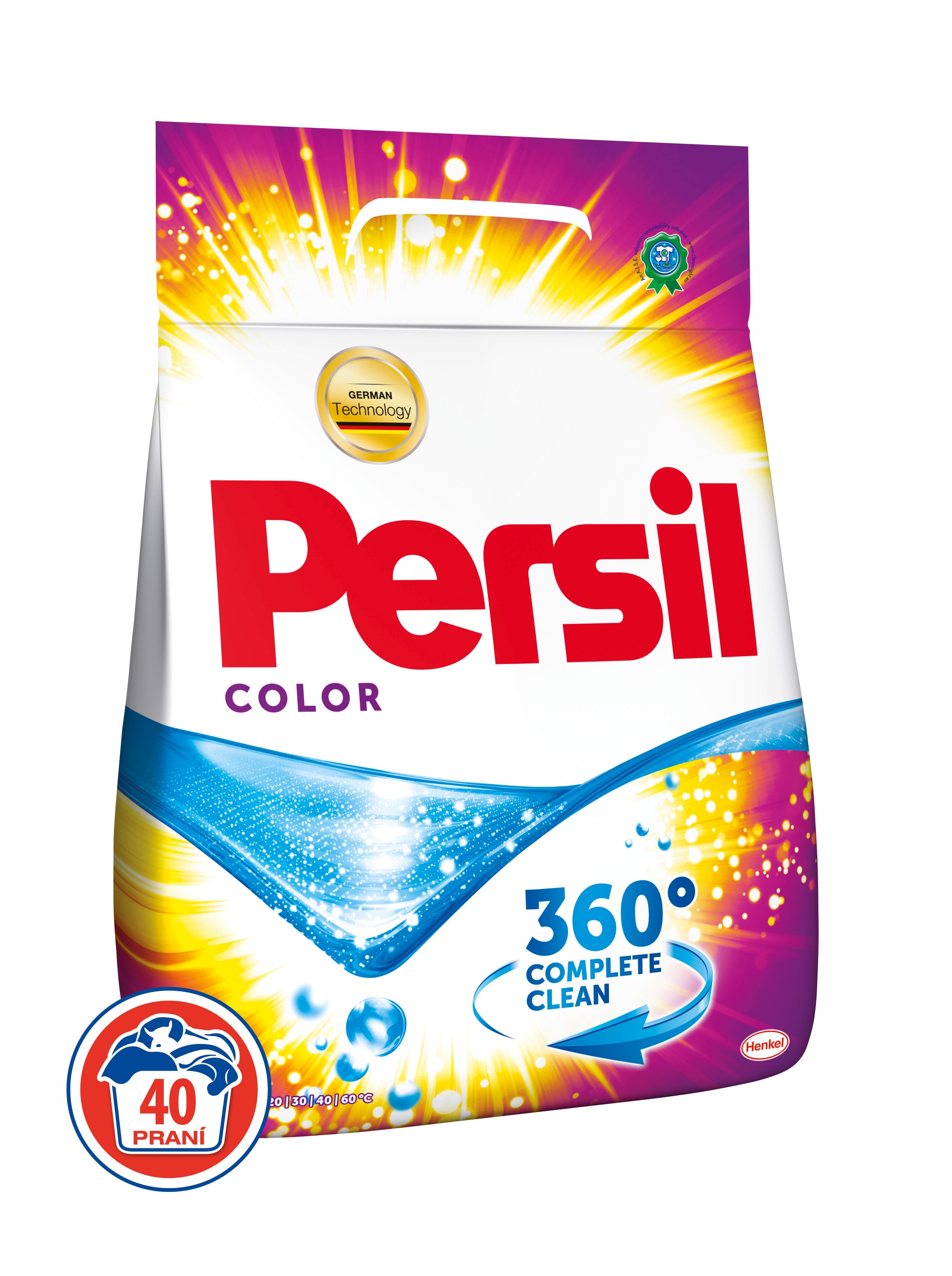 Persil Color prací prášek, 40 praní 2,8 kg