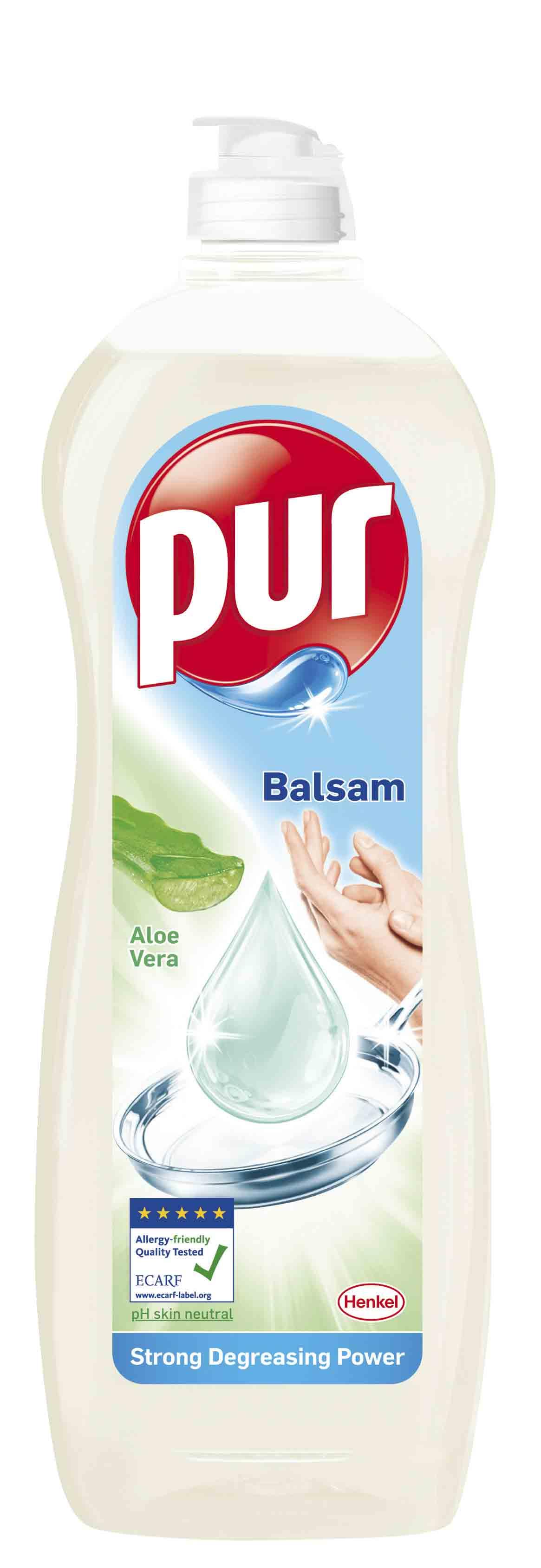 Pur balsam Aloe Vera prostředek na nádobí 900 ml