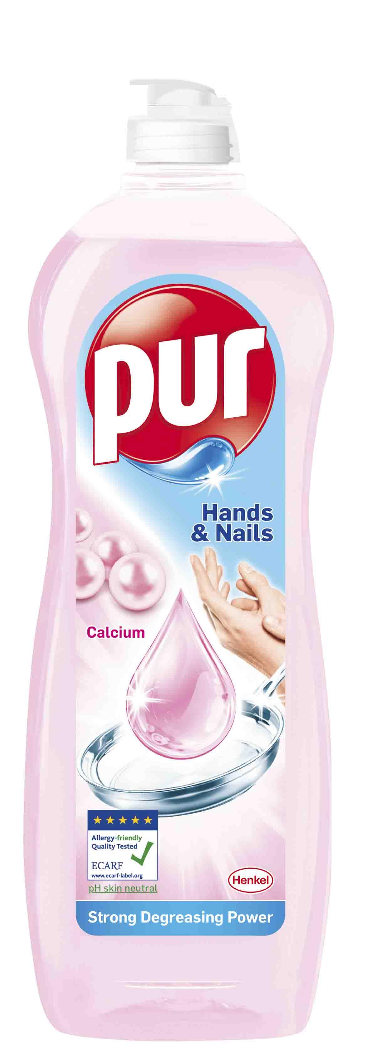 Pur Balsam Hands&Nails prostředek na nádobí 900 ml