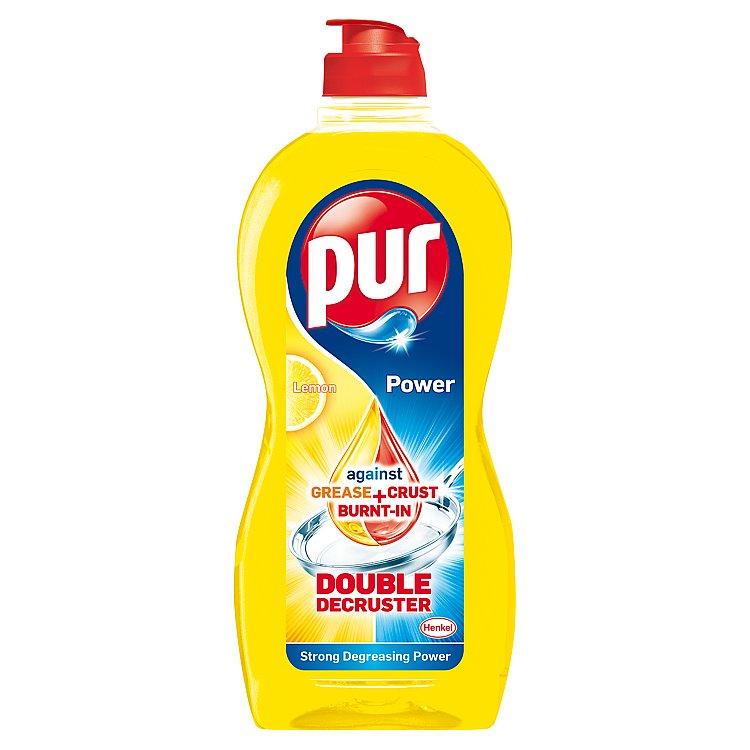 Pur DuoPower Lemon prostředek na nádobí 450 ml