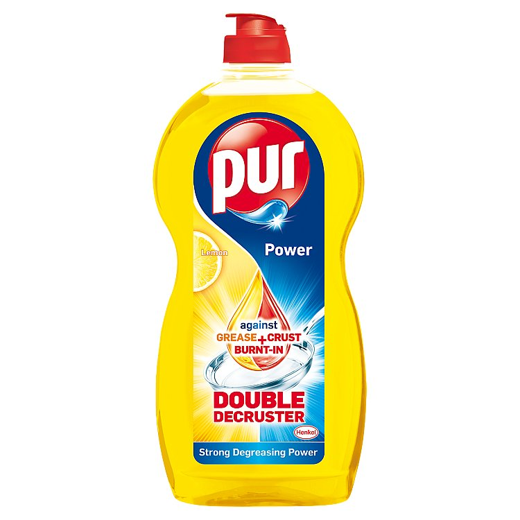 Pur Power Lemon prostředek na nádobí 1,35 l