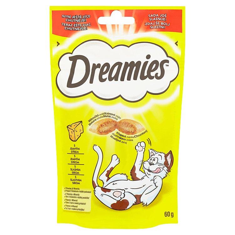 DREAMIES syrove pro kocky 60g 60 g