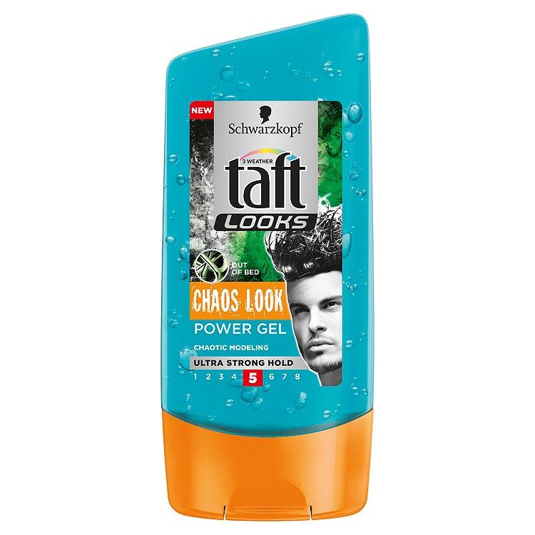 Taft Looks Chaos Look stylingový gel 150 ml
