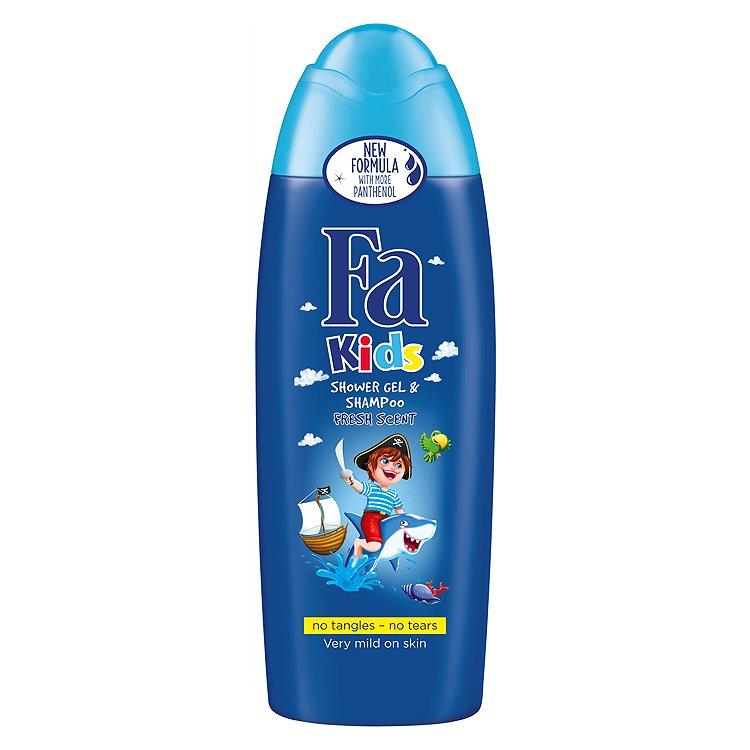 Fa Kids Pirát sprchový gel 250 ml