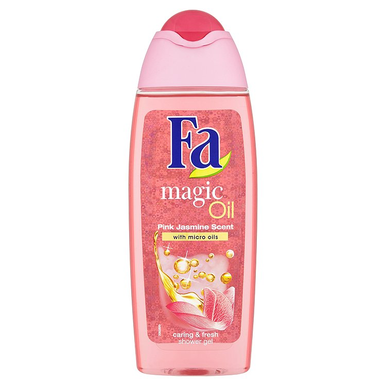 Fa sprchový gel Magic Oil Pink Jasmin 250 ml