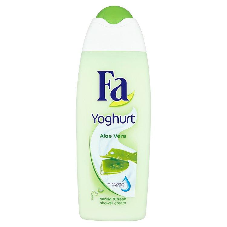 Fotografie Fa Yoghurt Aloe Vera Sprchový krém 250 ml
