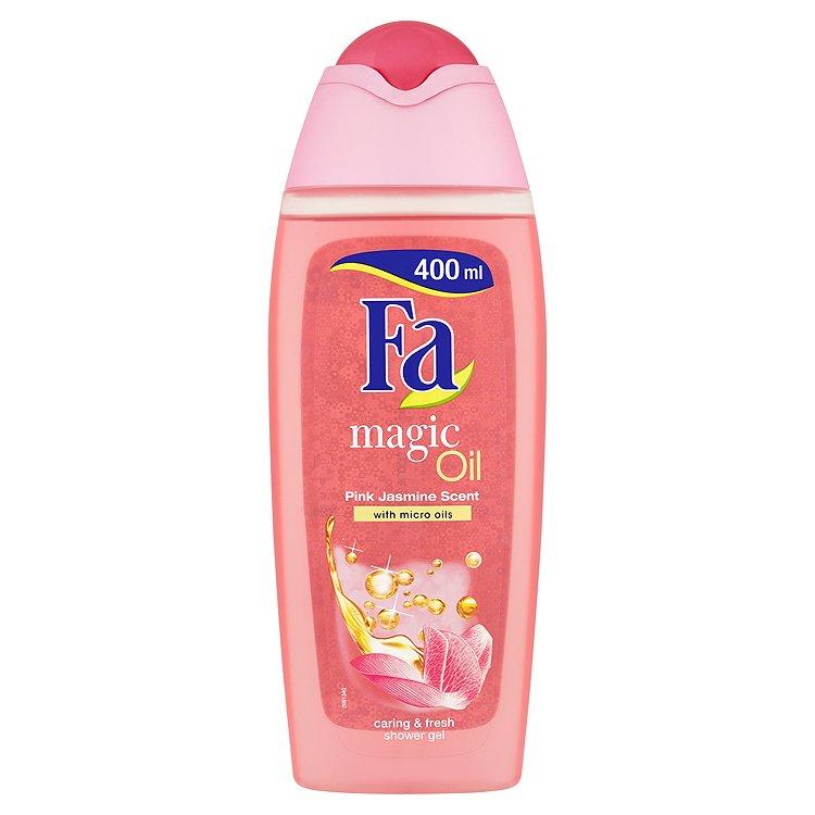 Fa sprchový gel Magic Oil Pink Jasmin 400 ml