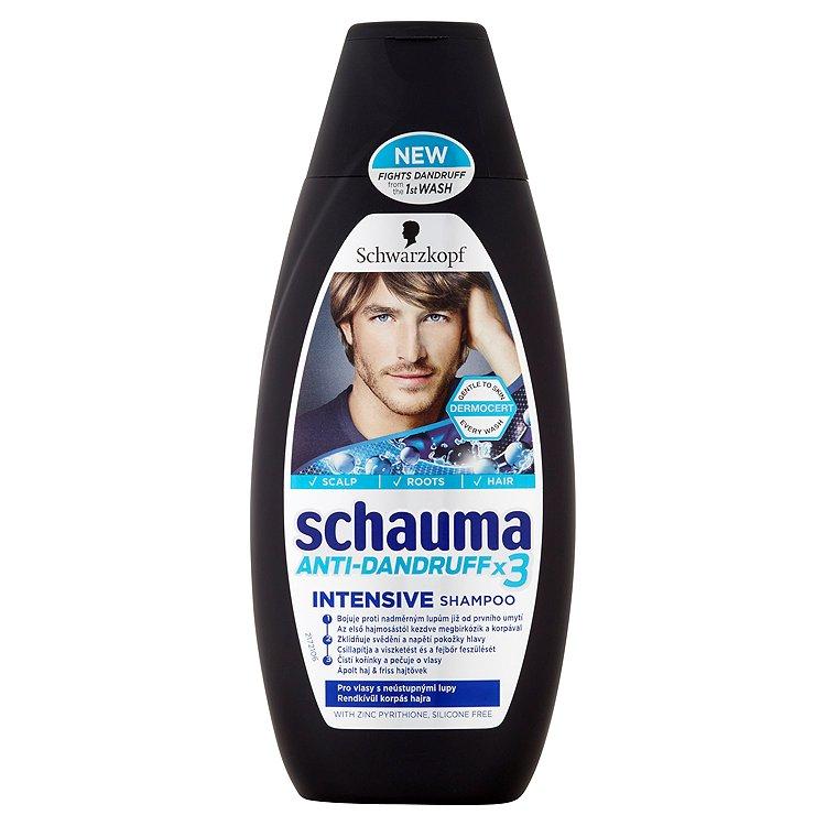 Fotografie Schauma šampon Proti lupům Intensive 400 ml