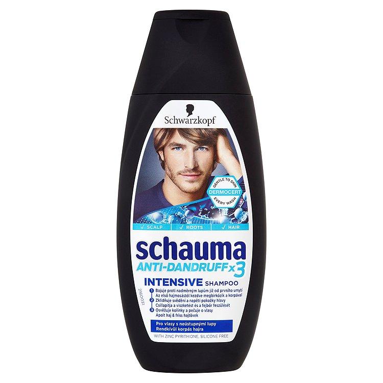 Fotografie Schauma šampon Proti lupům Intensive 250 ml