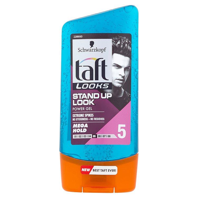 Fotografie Taft Looks Stand-up Look stylingový gel 150 ml