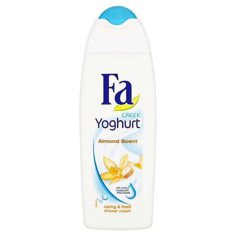 Fotografie Fa sprchový gel Greek Yoghurt 250 ml