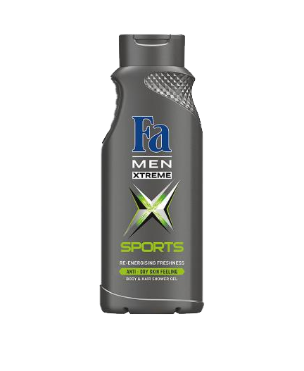 Fa Men Xtreme Sports sprchový gel 400 ml