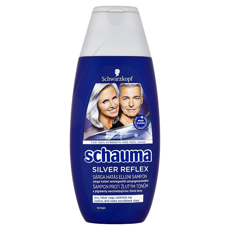Schauma šampon Silver Reflex 250 ml