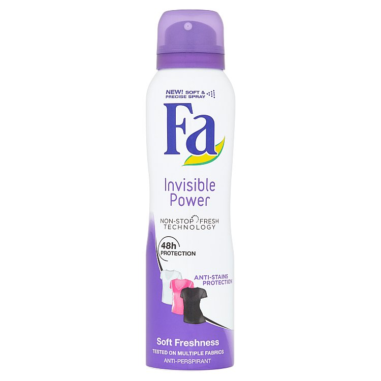 Fa Sport Invisible Power antiperspirant 150 ml