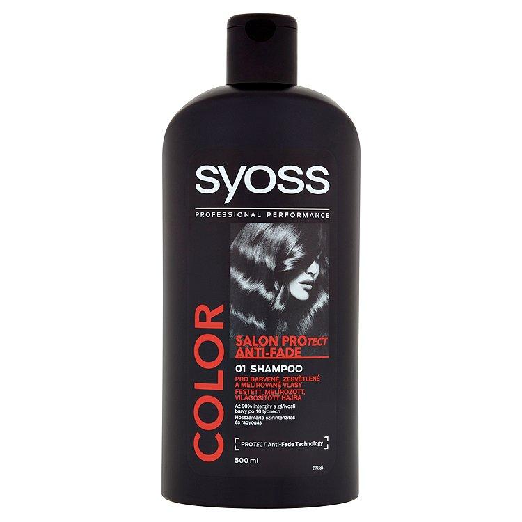 Syoss Color Luminance & Protect Šampon 500 ml