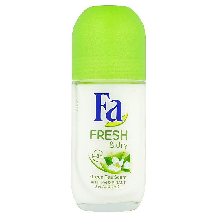Fa Fresh & Dry dámský antiperspirant Green Tea 50 ml