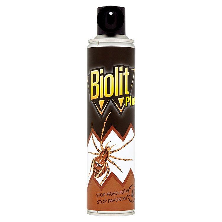 Biolit Plus Stop pavoukům 400 ml