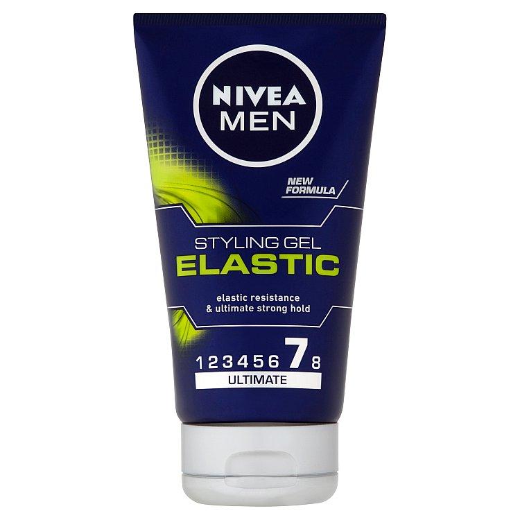 Fotografie Nivea Gel na vlasy pro muže Elastic 150 ml