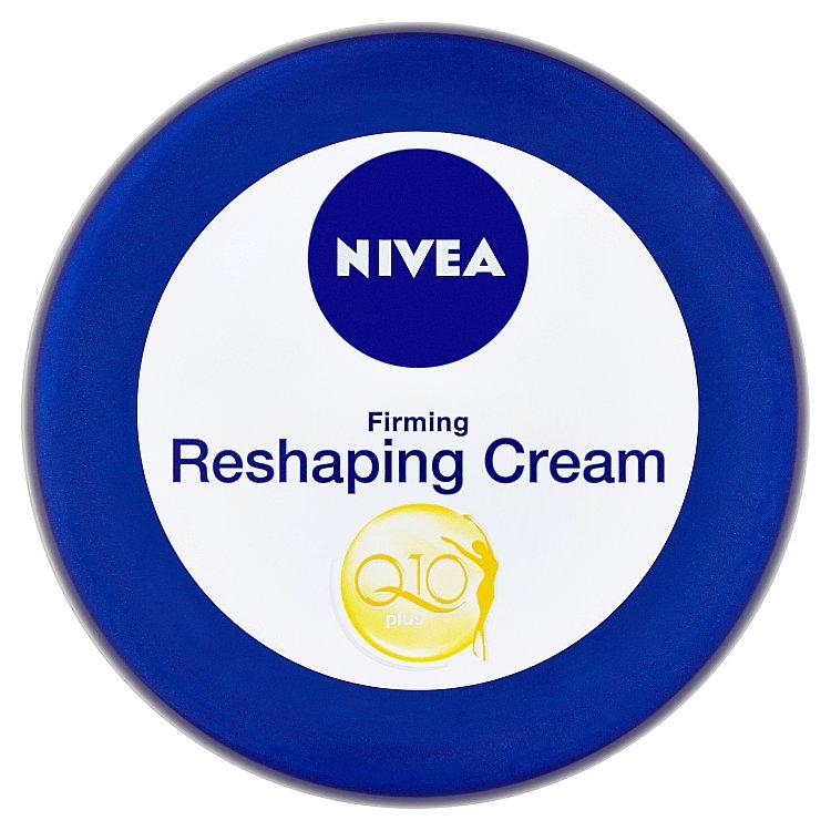 Fotografie Nivea Q10 Plus Remodelační tělový krém 300 ml