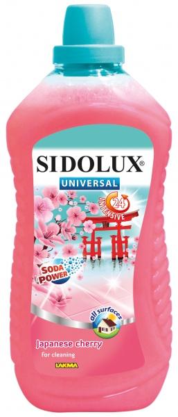 Fotografie Sidolux univerzální čisticí prostředek 1000 ml, Květ japonské višně
