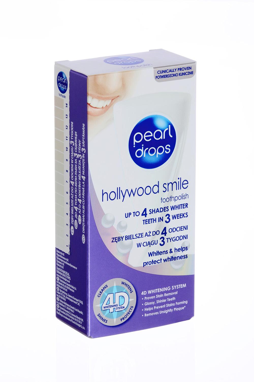 Fotografie Pearl Drops Hollywood Smile bělicí zubní pasta 50 ml