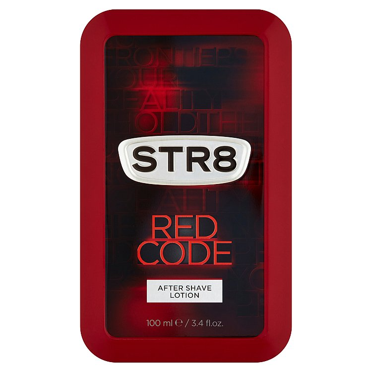 STR8 Red code voda po holení 100 ml