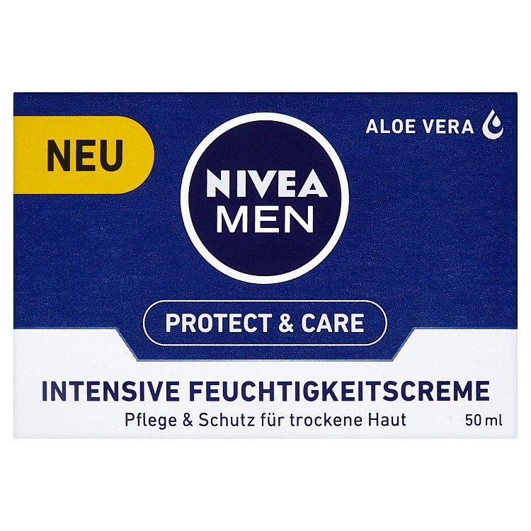 Fotografie Nivea Men Original intenzivní hydratační pleťový krém 50 ml