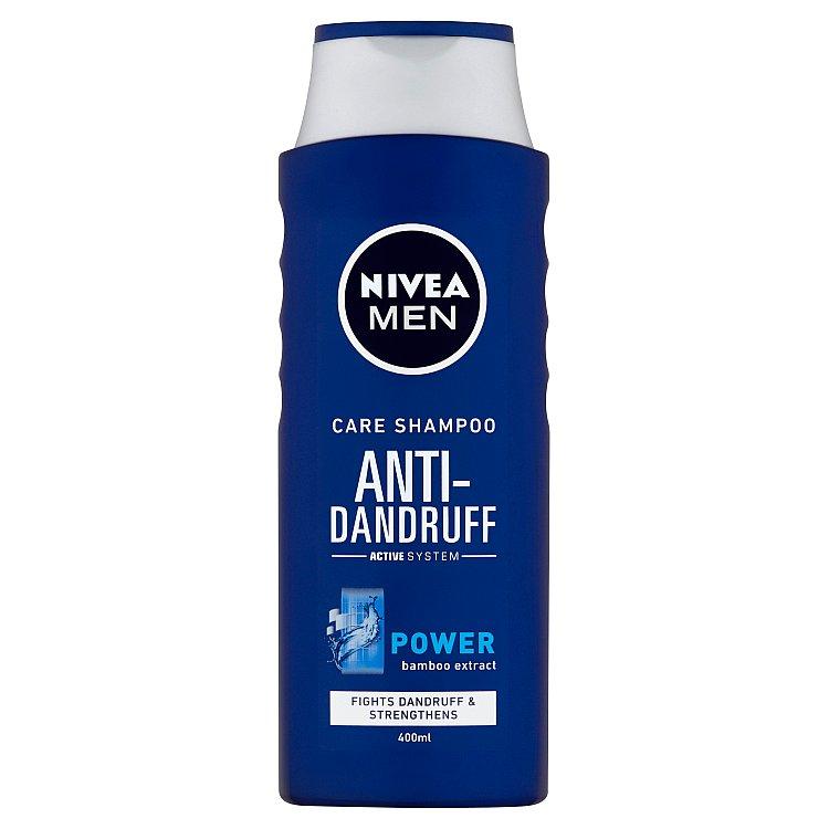 Nivea Men Power šampon proti lupům pro muže 400 ml