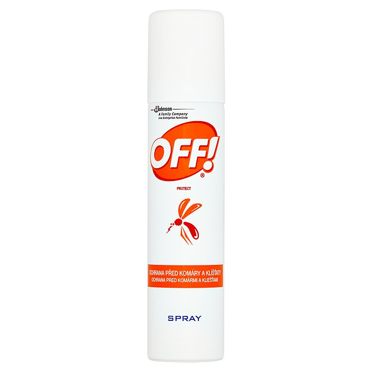 Off! Protect repelent ve spreji 100 ml