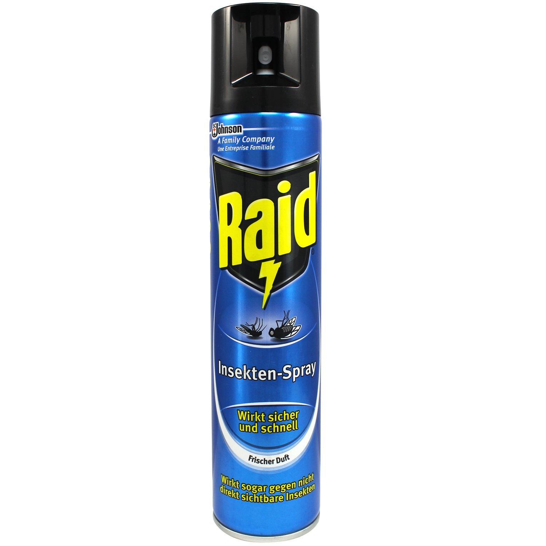 Raid Komáři & mouchy sprej proti létajícímu hmyzu 400 ml