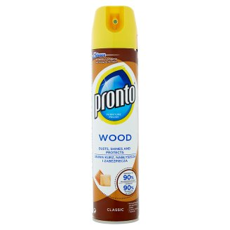 Pronto Wood Classic Aerosol 250 ml