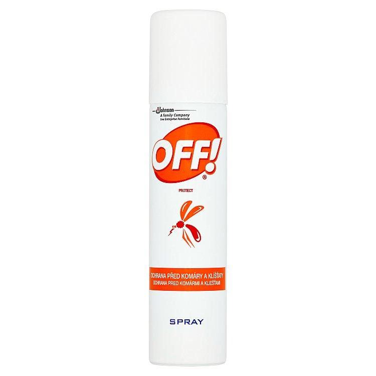Off! Protect repelent ve spreji 100 ml