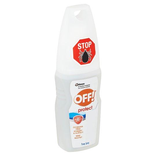 OFF! Protect repelent s rozprašovačem 100 ml