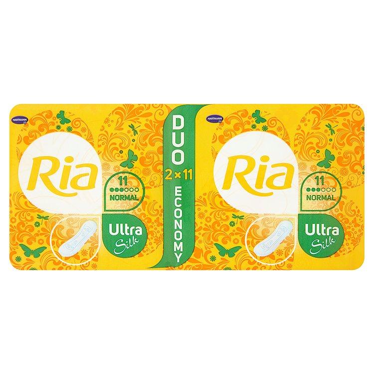 Fotografie Ria Ultra Normal ultratenké dámské vložky 22 ks