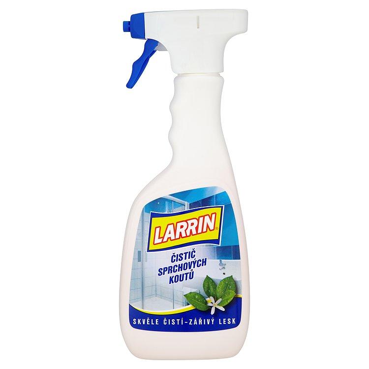 Larrin Čistič sprchových koutů 500 ml