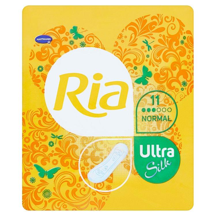 Fotografie Ria Ultra Normal ultratenké dámské vložky 11 ks/bal.