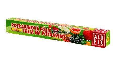 Fotografie Alufix potravinová fólie v krabičce 30 m