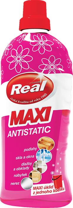 Fotografie Real Antistatic Maxi univerzální čistič 1000 ml