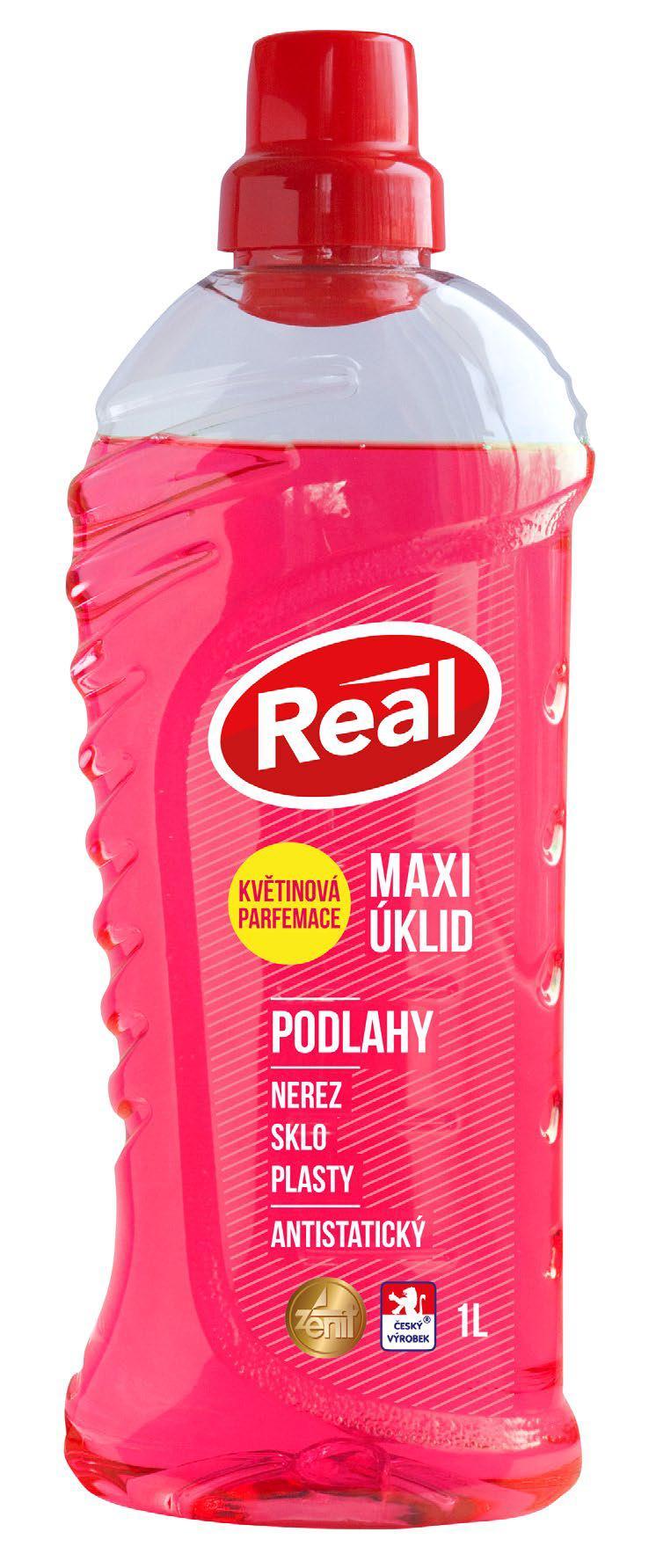 Real Antistatic Maxi univerzální čistič 1000 ml