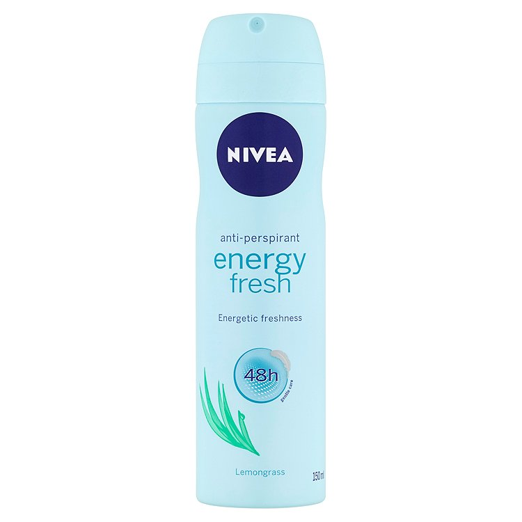 Nivea Energy Fresh dámský antiperspirant 150 ml